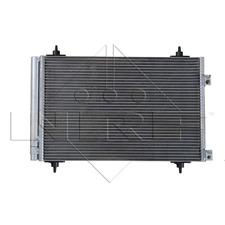 Kondensator Klimaanlage - NRF 35610