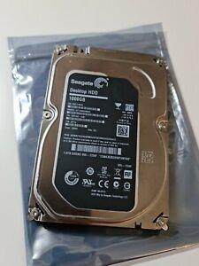 """Seagate ST1000DM003 1000GB 1TB SATA3 3.5"""" Desktop Hard Drive (BLACK)"""