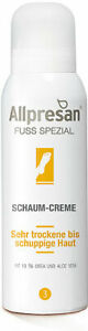 Allpresan Nr. 3 Fuss Spezial sehr trockener Haut Schaum Creme 200 ml