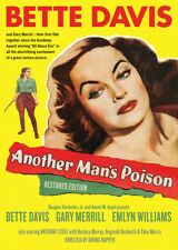 Another Man's Poison Restored Edition (DVD) Bette Davis, Gary Merrill