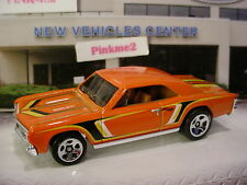 2017 Hot Wheels '67 CHEVY CHEVELLE SS☆Orange;5sp☆Loose☆Multi Pack Exclusive?