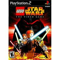 Lego Star Wars: The Video Game - 2006 - Sony PlayStation 2 PS2