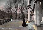Cartolina - Postcard - Orta - Sacro Monte - Frate - anni '50