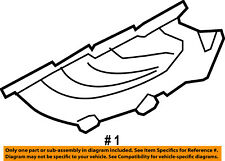FORD OEM 05-10 F-250 Super Duty-Exhaust Manifold 7C3Z9431B