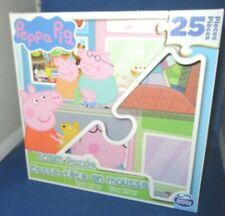 "CARDINAL PEPPA PIG 25 PIECE FOAM PUZZLE 13'X 24"" NEW"