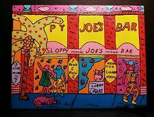 Sloppy Joe's Key West Acrylic on Canvas