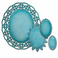 Oval Regalia Spellbinders Nestabilities Decorative Elements Dies