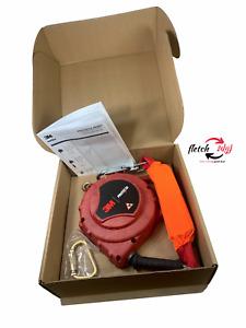 New 3M Protecta Protective Fall Protection 3590543 33' Self Retracting Lifeline