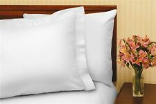 6 Dozen (72 ea) White Percale Standard Size Pillowcases by 1888 Mills