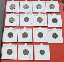 Niederlande 1 Cents , wählen Sie unter dem Jahrgängen 1864 bis 1942
