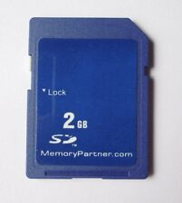 100 x 2GB SD Memory Card Standard SD Secure Digital New With Cases Wholesale