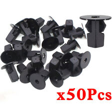 50X Car Fender Liner Clips Screw Fastener Grommet for Tacoma Toyota Tundra Camry