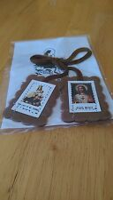 Brown Scapular of Our Lady of Mount Carmel  with Prayer Leaflet New