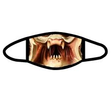 Predator Mouth Polyester Face Mask