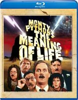 MONTY PYTHON THE MEANING OF LIFE New Sealed Blu-ray