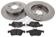 Bremsensatz, Scheibenbremse für Bremsanlage Hinterachse MAPCO 47664