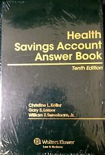 Health Savings Account Answer Book 10E by Lesser (Hardcover) Wolters Kluwer
