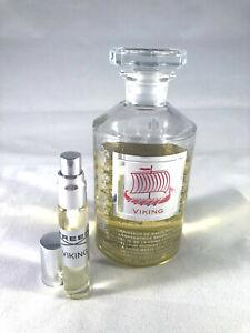 VIKING by Creed - Eau de Parfum - 10ml - sample size - 100% GENUINE