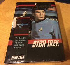 Star Trek Journal with Bookmark by Antioch