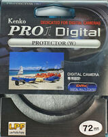 Kenko Pro 1 Digital Protector (W) 72 MM