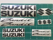 Suzuki Bandit GSF 600 650 1200cc Motorcycle Biker Decal Sticker CHOOSE COLOUR