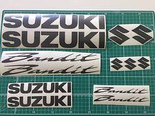Suzuki Bandit GSF 600 650 1200cc Motorcycle Biker Decal Sticker CHOOSE COLOUR