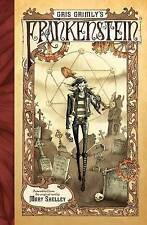 USED (GD) 3: Gris Grimly's Frankenstein by Mary Shelley