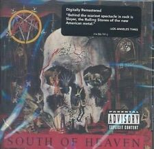 South of Heaven [PA] by Slayer (CD, Mar-2002, Universal Distribution)