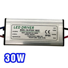 LED Driver 30W Power Supply Waterproof For LED Floodlight Supply NEW