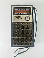 Federal CB AM FM REceiver