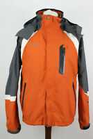 COLUMBIA Omni Tech Waterproof Jacket Size M
