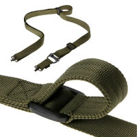 "Tactical 1 or 2 Point 1.25""Quick Detach QD Swivel Rifle Sling Quick Release"