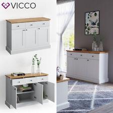 VICCO panel lateral CAMBRIDGE cómoda armario roble casa de campo aparador panel