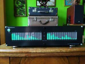 KURANOFF SA-20BS Real Time Audio Music HiFi Spectrum Analyzer LED display