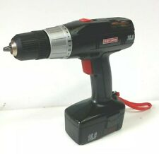 """Craftsman 16.8V 3/8"""" Cordless 2 Speed Drill Driver Kit 973-271830 With Case"""