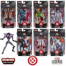 Hasbro Marvel Legends X-men House of X Tri-Sentinel BAF Complete Set! (NEW)