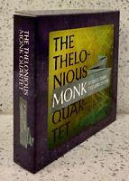 THELONIOUS MONK QUARTET The Complete COLUMBIA STUDIO Albums (6-CD Box Set)