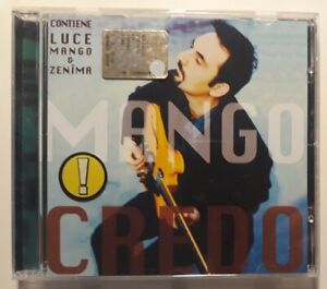 Mango - CREDO - CD - 1998 - WEA / Warner Music