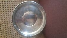 Baldwin And Miller Sterling Silver Ornate Platter Style 1930
