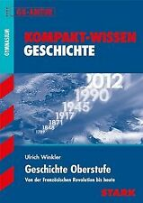 Kompakt-Wissen Gymnasium / Geschichte Oberstufe G8-Abitu...   Buch   Zustand gut