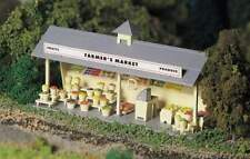 BACHMANN PLASTICVILLE ROADSIDE STAND O/S Scale BUILDING KIT