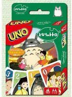 Uno MY NEIGHBOR TOTORO ENSKY Card Game Japan