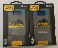 OEM Otterbox Defender Rugged Case +Clip Samsung Galaxy S8/S8+Plus G950 G955 Grey