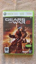 Gears Of War 2 Xbox 360 / complet / envoi gratuit