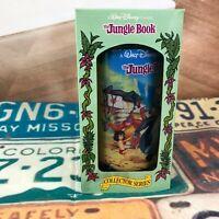 Walt Disney The Jungle Book Glass Cup Burger King Collector Series 1994