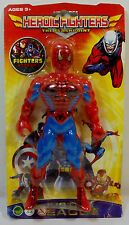Spider Man Spiderman The Avengers 7' Action Figure Mosc Sealed