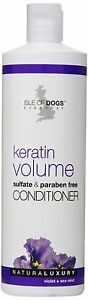 Isle of Dogs Everyday Keratin Volume Conditioner For Dogs 16 oz. 473ml