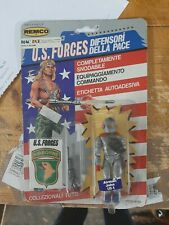 REMCO U.S. FORCES DIFENSORI DELLA PACE ACTION FIGURES AIRMAN JOHN US 4 VINTAGE