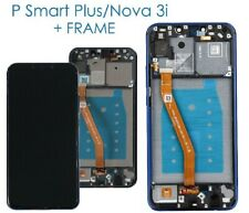 DISPLAY HUAWEI P SMART PLUS NOVA 3i FRAME LCD TOUCH SCREEN SCHERMO INE-LX1 LX2