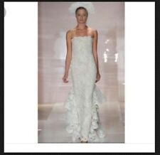 Reem Acra Carmen Wedding dress gown original price 7.500 USD
